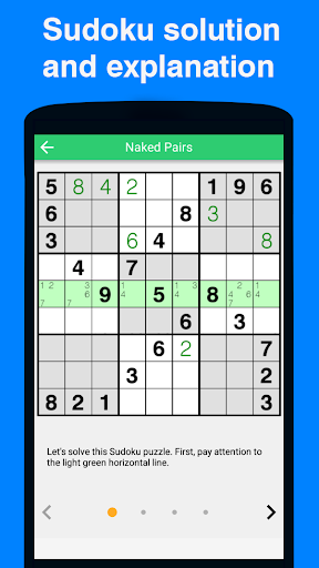 Sudoku - 5700 puzzles Free filehippodl screenshot 4