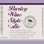 Whole Hog Barley Wine