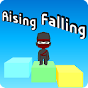 RisingFalling icon