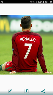 Cristiano Ronaldo Wallpapers for PC-Windows 7,8,10 and Mac apk screenshot 3