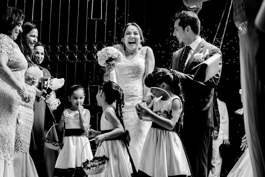 Wedding photographer Gabo Ochoa (gaboymafe). Photo of 04.05.2016