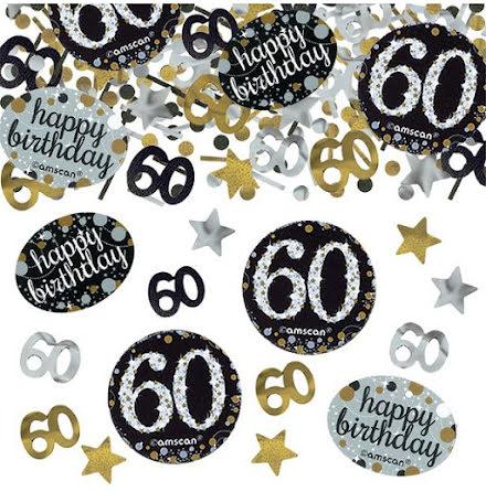 Konfetti - Sparkling celebration 60