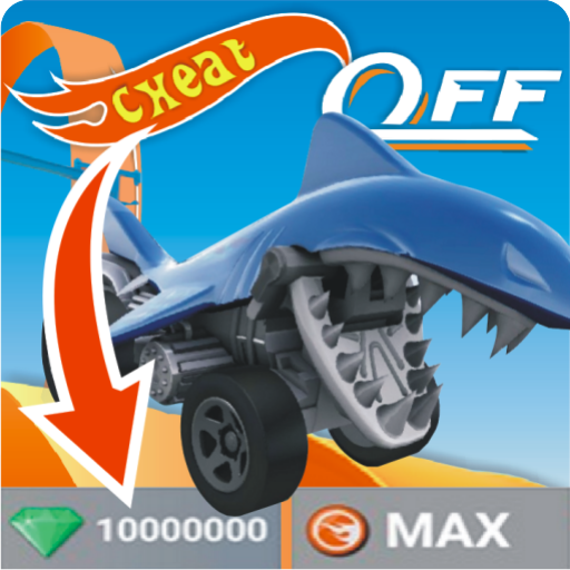 Cheats; Hot Wheels Race Off