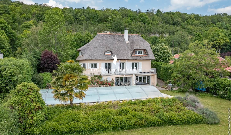 Maison avec piscine Seine-Port