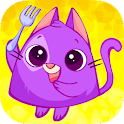 Bibi.Pet - Toddlers Games - Colors and Shapes - Logo