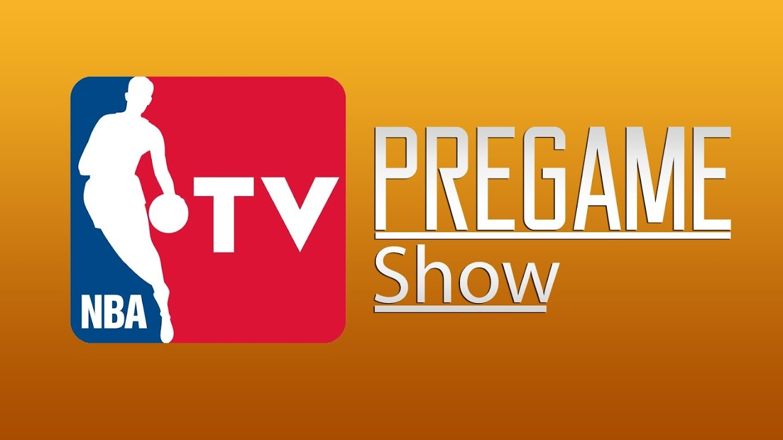 Watch NBA TV Pregame Show live