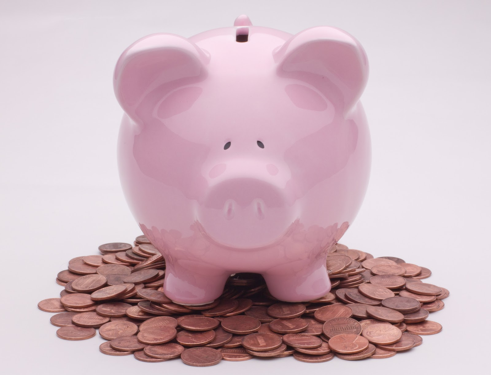 File:Piggy Bank On Pennies (5915295831).jpg - Wikimedia Commons