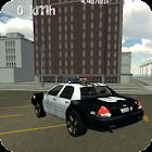 Police Trucker Simulator 3D icon