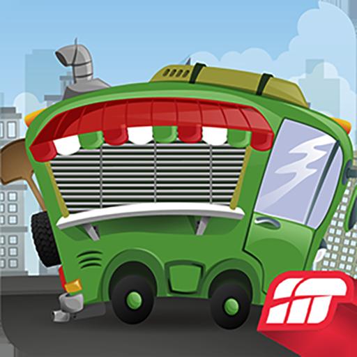 Food Trucks Pizza Game