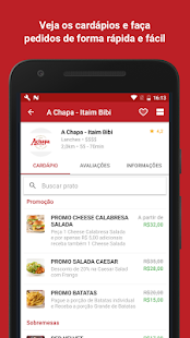 iFood for PC-Windows 7,8,10 and Mac apk screenshot 3