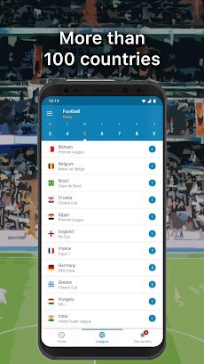 SportEventz - Live sport on TVのおすすめ画像4