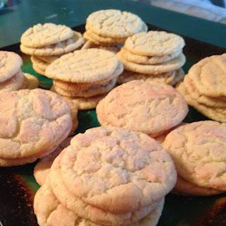 Sugar, Sugar Cookies.