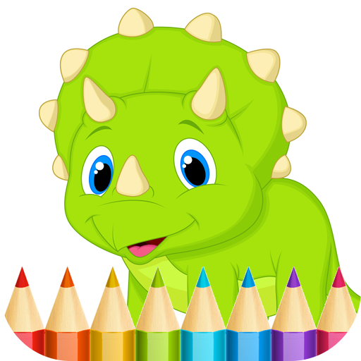 Dinosaur Kids Coloring Book Android APK Download Free By Infokombinat