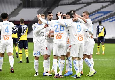 Ligue 1 : L'Olympique de Marseille prend la mesure de Monaco et met la pression sur le PSG