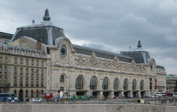 Photo: The Musse de Orsay in this former train station has an incredible Impressionist collection and the building itself is grand.