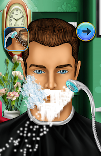 Barber shop Beard and Mustache- screenshot thumbnail