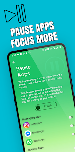 Download WAPunch – Status Saver, Pause it, Direct Chat App For Android 4