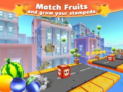 Stampede Rampage Escape the City v1.0 APK Full