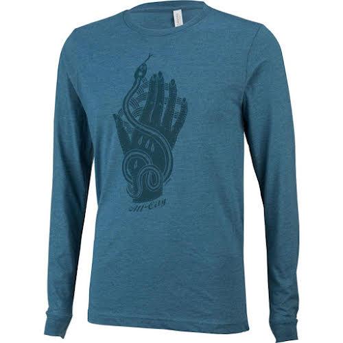 All-City DeerJerk Collaboration T-Shirt: Teal