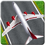 Real Airplane Parking Sim Icon