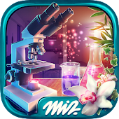 Hidden Objects Secret Lab