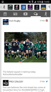 Ultimate Rugby- screenshot thumbnail