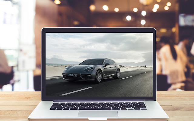 Porsche Panamera HD Wallpapers New Tab Theme