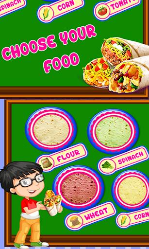 Burrito Maker Fever: Mexican Food Tacos & Tortilla  screenshots EasyGameCheats.pro 1