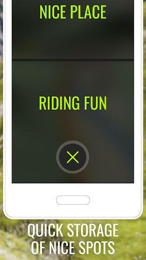 NAVIGON Cruiser - Motorcycle Navigation  screenshots 5