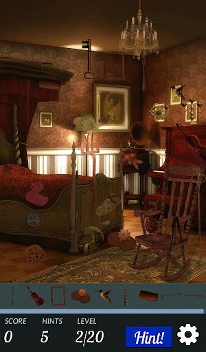 Hidden Object - Art World 1.0.13 screenshots 1