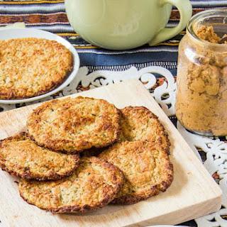 Cauliflower Flatbreads [Vegan, Gluten-Free].