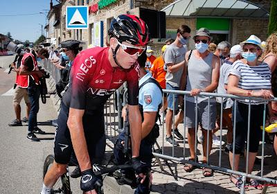 """Chris Froome kijkt uit naar de Vuelta, maar: """"Het is een vreemd gevoel om daar mijn laatste grote ronde te rijden voor INEOS"""""""