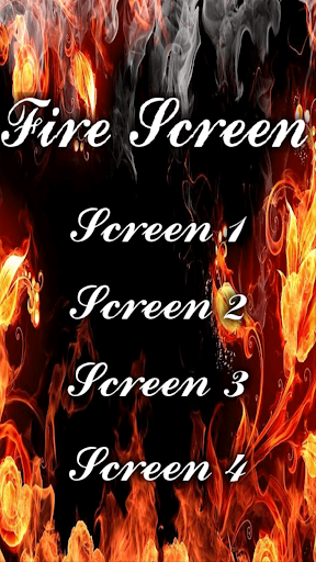 Super Fire Screen
