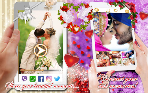 Wedding Video Maker with Music ud83dudc9d 1.4 screenshots 8