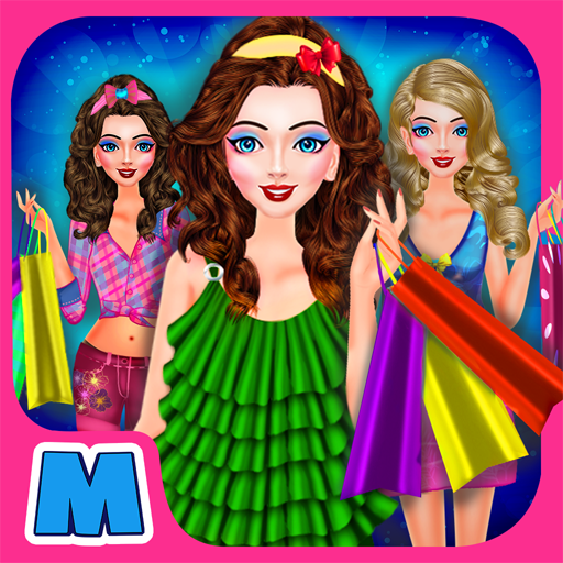 Super Shopping Mall Girl Games