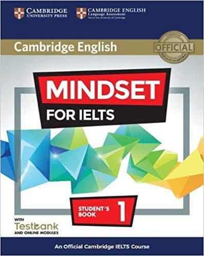 PDF+CD] Cambridge English Mindset for IELTS 1 Student's Book | Tủ