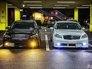フーガ Y50 PY50(限定車)のカスタム事例画像 Takumun@BBS さんの2019年11月10日19:29の投稿