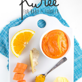 Immune Boost Puree for Baby + Toddler.