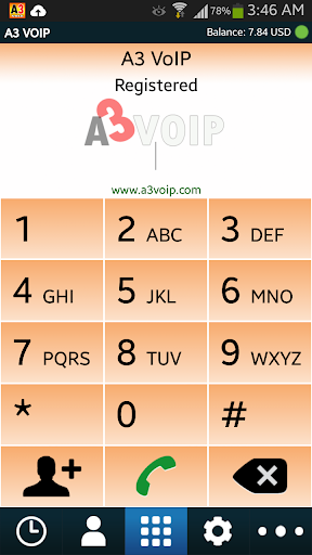 A3voip Dialer New