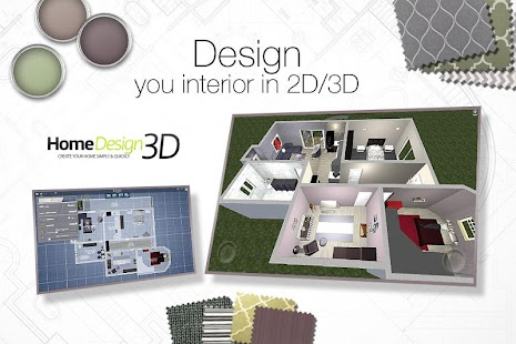 Home Design 3D - FREEMIUM Screenshot 1