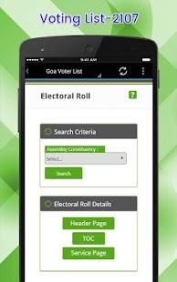 Voter Name Search   Voter List 2017 Online Status - náhled