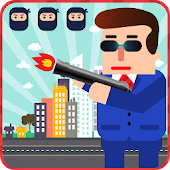 Mr Gun Bullet - Action Game Android APK Download Free By APPSTYLE