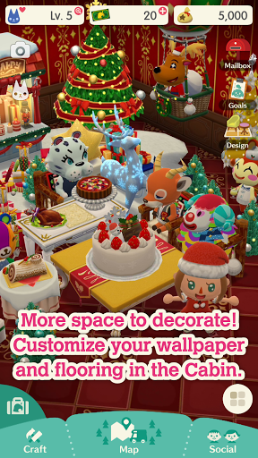 Animal Crossing: Pocket Camp apkpoly screenshots 5