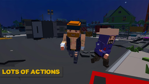 Thieves vs Snipers - The Real Heist apkmind screenshots 4