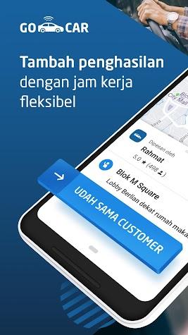 GO-CAR Driver Screenshot