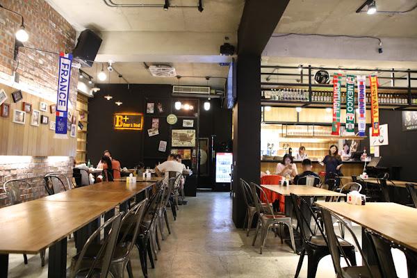 台南善化美食、寵物友善餐廳|比爾樂仕善化店鮮釀啤酒/炭火牛排