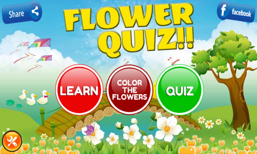 Flower Quiz- screenshot thumbnail