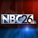 NBC26.com WGBA-TV Green Bay icon