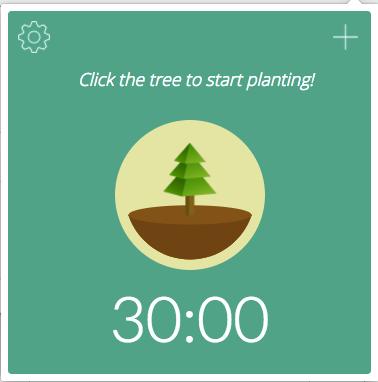 Google-Chrome-Erweiterungen für Vertriebsmitarbeiter – Forest