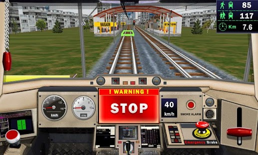 Train Simulator - Mumbai Local- screenshot thumbnail